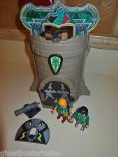 PLAYMOBIL 4775 DRAGON LAND MEDIEVAL CASTLE KNIGHT BATTLE TOWER KINGDOM SET LOT