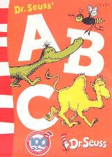 Dr. Seuss' ABC by Dr. Seuss (Paperback) Alphabet Book
