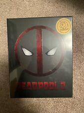 DEADPOOL 2 (BLUFANS EXCLUSIVE) [4K/2D Bluray Steelbook Boxset]