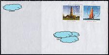 Germany to Turkey Philatelic Cover ( Lighthouse ) ( 271 )