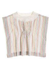 Roxy Kids 5T Top Shirt  Geo Fizz Poncho style top