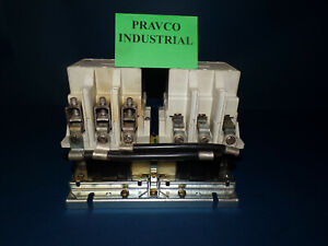 Ingersoll-Rand 1A47369G09 Double Contactor Series K 600V 211 Amps 1A47369G09