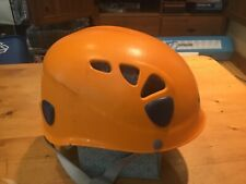 Petzl Elios Climbing Helmet - Orange - Size 1 - Used (48-56cm 18.9-22 in)