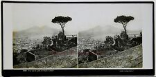 Naples Napoli Italie Italia Photo Ferrier Soulier Lévy Vintage 8,5x17