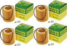4 X Engine Oil Filter MANN HU816X Replace BMW OEM# 11428683196 W. Gaskets & Seal