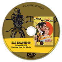 San Francisco - Clark Gable, Jeanette MacDonald - Musical, Romance - 1936 DVD
