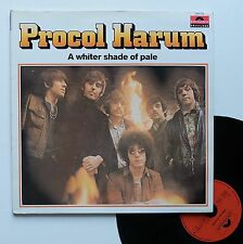 """Vinyle 33T Procol Harum  """"A whiter shade of pale"""""""