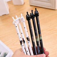 0.38mm Stationary Supplies Cat Kawaii Full Needle Cat Pen Cute Cartoon Gel Pen