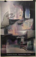FINE ART LITHOGRAPH: Laurie Fields - Oblique - 24 X 37