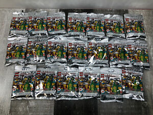 LEGO Series 20 Minifigures LOT OF 20 New Sealed Unsearched + Free Shipping