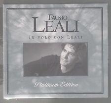 FAUSTO LEALI IN VOLO CON LEALI - 2 CD F.C. SIGILLATOI!!