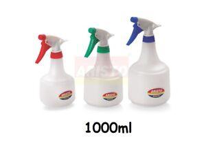 1000ml Cleaning Garden & Plant Spray Bottle Plastic Watering Sprayer Hair Tools