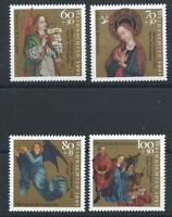 Allemagne RFA N°1410/13** (MNH) 1991 - Noël