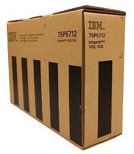 original IBM 75P5712 INFOPRINT 1412 1512 PHOTOCONDUCTOR KIT BLACK A-Ware