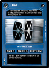 Black 2 [Near Mint] PREMIERE LIMITED BB star wars ccg swccg +
