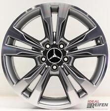 Originale Mercedes AMG Classe e W212 18 Pollici Cerchi Alluminio A2124015702