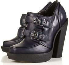 TopShop 100% Leather Very High (greater than 4.5\) Women's Heels""