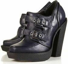"""TopShop 100% Leather Very High (greater than 4.5\) Women's Heels"""""""