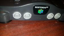 Nintendo 64 N64 y 3 Juegos #S140B95 1080