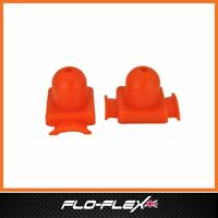 Ford Escort Suspension Bushes MK2 Rear Axle Bump Stops in Poly - FloFlex