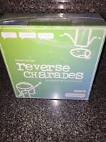 Reverse Charades Board Game Hilarious twist on charades Junior Edition 720 words