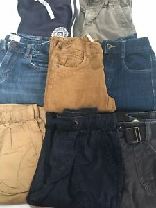 Huge Bundle GAP M & S etc Boys Age 8-9 And 9-10 Jeans Trousers