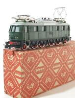 SUPERB 1950 VINTAGE MARKLIN 3024 AC - GERMAN DB CLASS E18 ELECTRIC LOCO No.E1835