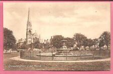 Gloucester, The Park, Gloucestershire postcard. Frith's Series.