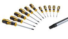Schraubendreher Torx Schraubenzieher Satz T Profil Sternprofil 11 tlg Werkzeug