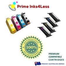 4x Generic CB540A CB541A CB542A CB543A Toners For HP CP1215 CP1515 CP1518 CP1210