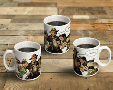 mug / tasse INDIANA JONES - TOMB RAIDER - UNCHARTED - humour