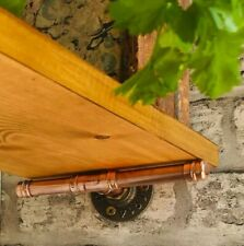 Made To Measure Alcove Industrial Steampunk Victorian Shelf Bracket