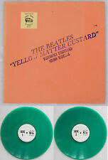 The Beatles Yellow Matter Custard (TMQ) LP greenWax 1973