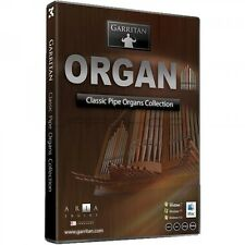 Garritan Classic Pipe Organs Virtual Instruments **NEW** Download