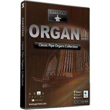 Garritan Classic Pipe Organs Virtual Instruments **NEW** Download