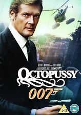 Octopussy (DVD, 2012) Remastered    Brand new and sealed