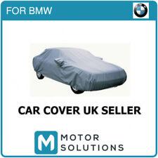 Fundas y lonas impermeable gris para coches BMW