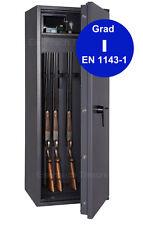 Waffenschrank Grad 1 EN 1143-1 Waffentresor Gun Safe 1-8