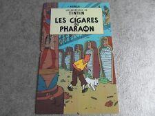 PUZZLE 4 TELECARTES NEUVES - TINTIN - SANS 5 $ - LES CIGARES DU PHARAON - 350 ex