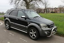 2006 KIA SORENTO 2.5ltr XT CRDI 4WD ESTATE GENUINE 109k