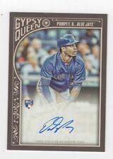 Dalton Pompey AUTOGRAPH RC Toronto Blue Jays  2015 Gypsy Queen AUTO Baseball