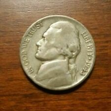 1943 S Jefferson Nickel  *35% SILVER*  **FREE SHIPPING**