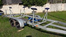 Bootstrailer für Kielboote Trailer Bootstransporter 2 to. BJ 2103