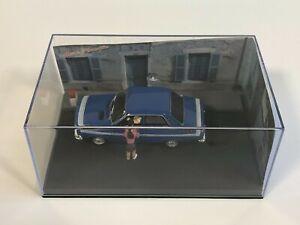ALTAYA LA ROUTE BLEUE Renault 12 Gordini Les amoureux 1/43 Voiture Miniature