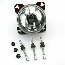 Pair Morette/HELLA MAIN BEAM 90mm Headlamps/lights Golf/Astra Mk4 Impreza Focus