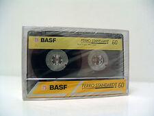 BASF Ferro Standard I 60min. Blank Audio Cassette (Pack of 2)