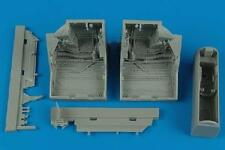 AIRES 4445 Wheel Bays for Academy Kit F/A-22A Raptor in 1:48