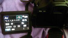 Canon eos 600d and ixus 132 digital cameras