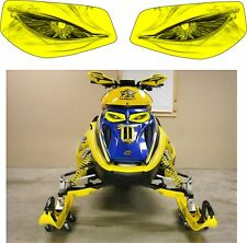 SKI DOO BRP OLDER REV MX Z SUMMIT MACH 600 ZRT  SX ZX HEADLIGHT  DECAL STICKER 3
