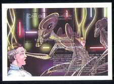 Nicaragua 1994 Aliens avistamiento/espacio/Sci-fi m/s n27393
